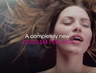 Womanizer orgasmo en tres minutos al punto más feliz de una mujer