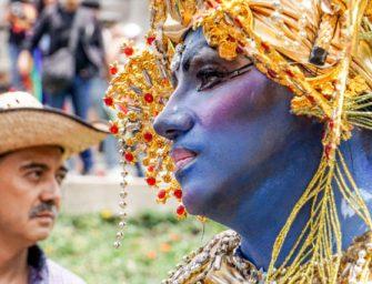 La marcha gay México 2017 bajo el lente de Ana Bárbara Serna